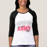 Proud Army Wife Shirt
