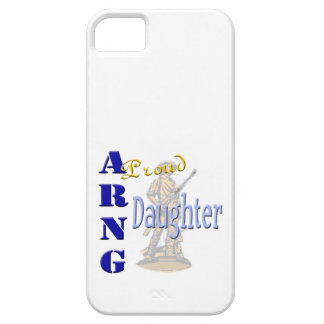 Proud ARNG Daughter IPhone 5 Case