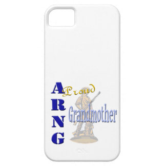 Proud ARNG Grandmother IPhone 5 Case