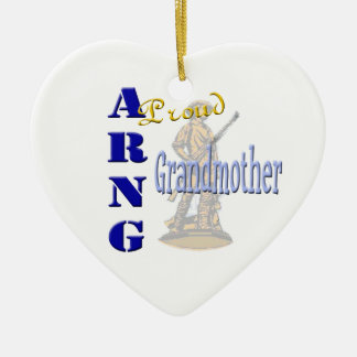 Proud ARNG Grandmother Ornament