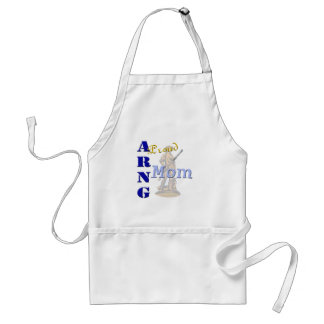 Proud ARNG Mom Adult Apron