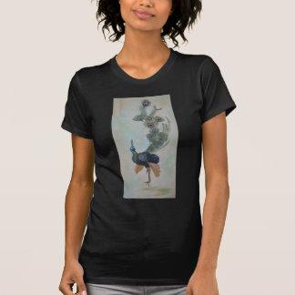 Proud As A Peacock T Shirt