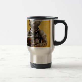 Proud astronaut travel mug