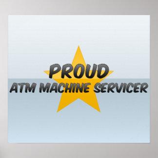 Proud Atm Machine Servicer Print