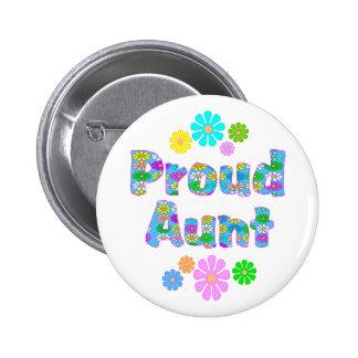 Proud Aunt Buttons