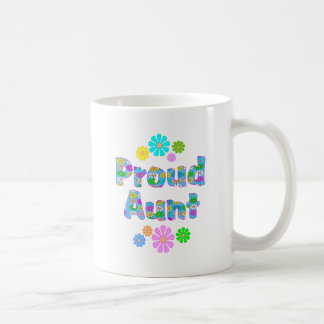 Proud Aunt Coffee Mug