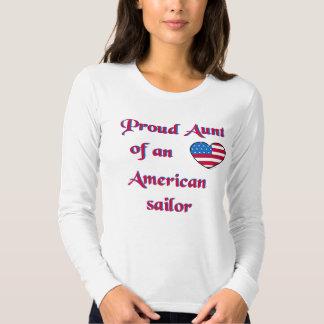 Proud-Aunt-Sailor-Navy-A T Shirt