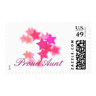 Proud Aunt Stamp