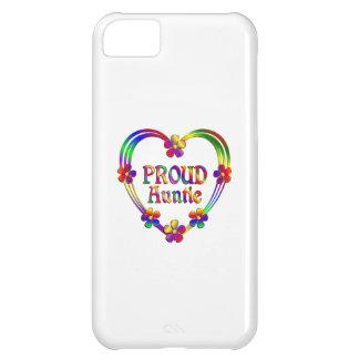 Proud Auntie Heart iPhone 5C Case