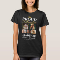 Proud Auntie of the Graduate T-Shirt