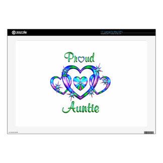 Proud Auntie Skin For Laptop
