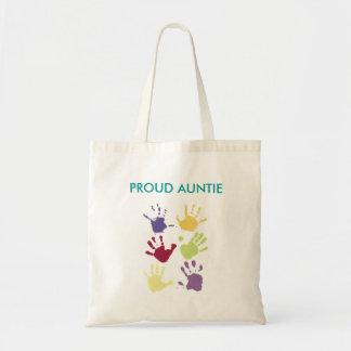 PROUD AUNTIE TOTE