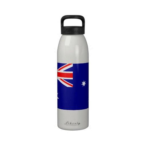 proud Aussie Drinking Bottle