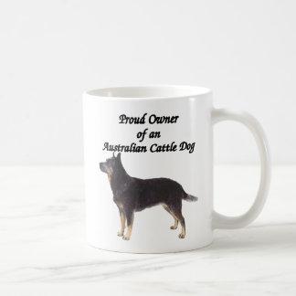 Proud Australian CattleDog Blue Coffee Mug