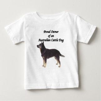 Proud Australian CattleDog Blue Tee Shirt