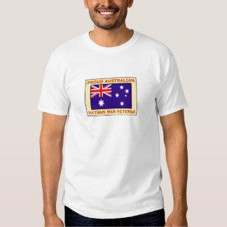 PROUD AUSTRALIAN VIETNAM WAR VET T-Shirt