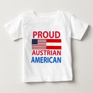 Proud Austrian American T Shirts