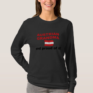 Proud Austrian Grandma T-Shirt