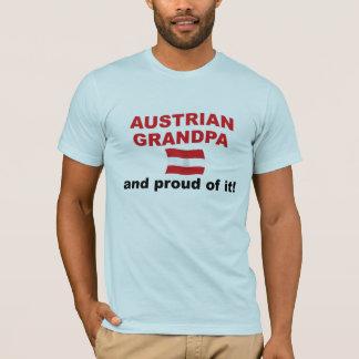 Proud Austrian Grandpa T-Shirt