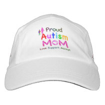 Proud Autism Mom Hat