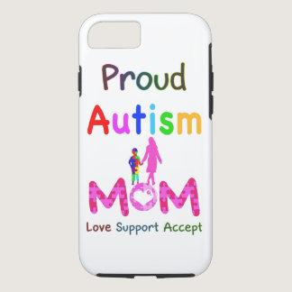 Proud Autism Mom iPhone 8/7 Case