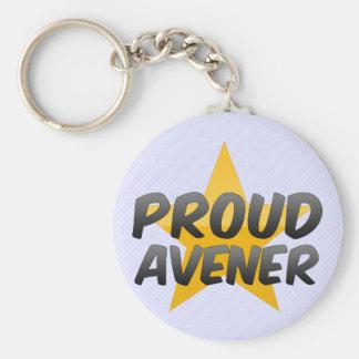 Proud Avener Keychain