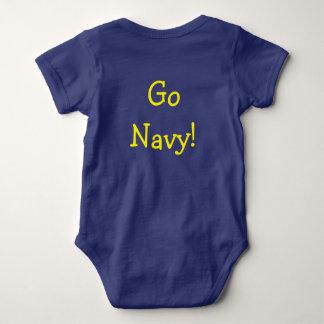 Proud Baby Brother One-Sie Baby Bodysuit