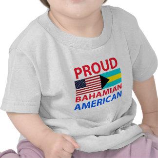 Proud Bahamian American Tee Shirt