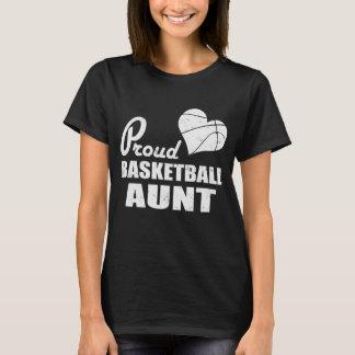 PROUD BASKETBALL AUNT T-Shirt