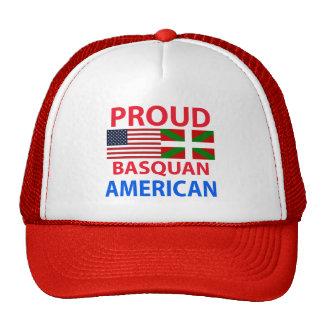Proud Basquan American Mesh Hat