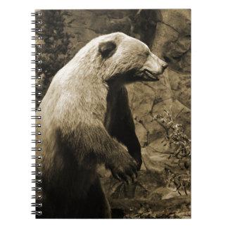 Proud Bear Notebook