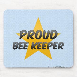 Proud Bee Keeper Mousepad
