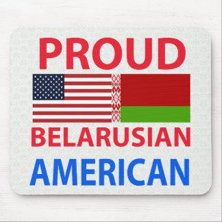Proud Belarusian American Mousepad