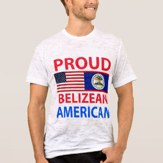 Proud Belizean American T-Shirt