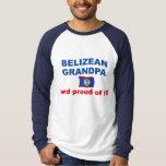 Proud Belizean Grandpa T-Shirt