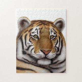 Proud Bengal Tiger Puzzle