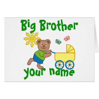 Proud Big Brother