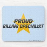 Proud Billing Specialist Mouse Pad