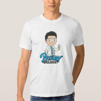 Proud Biologist T-Shirt