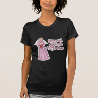 Proud Birth Mother Angel Design Tshirts