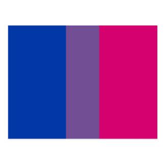 Proud Bisexual Postcard