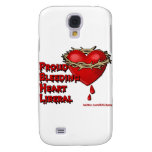 Proud Bleeding Heart Liberal Galaxy S4 Cover
