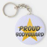 Proud Bodyguard Key Chain