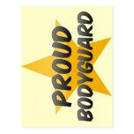 Proud Bodyguard Post Cards