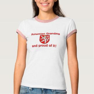 Proud Bohemian Grandma Tee Shirt
