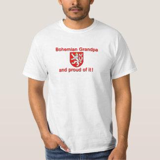 Proud Bohemian Grandpa T-Shirt