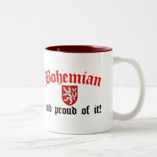 Proud Bohemian Mugs
