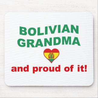 Proud Bolivian Grandma Mouse Pad