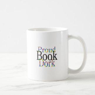 Proud Book Dork Coffee Mug