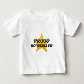 Proud Bookseller Tee Shirt